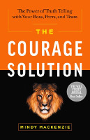 The Courage Solution cover art