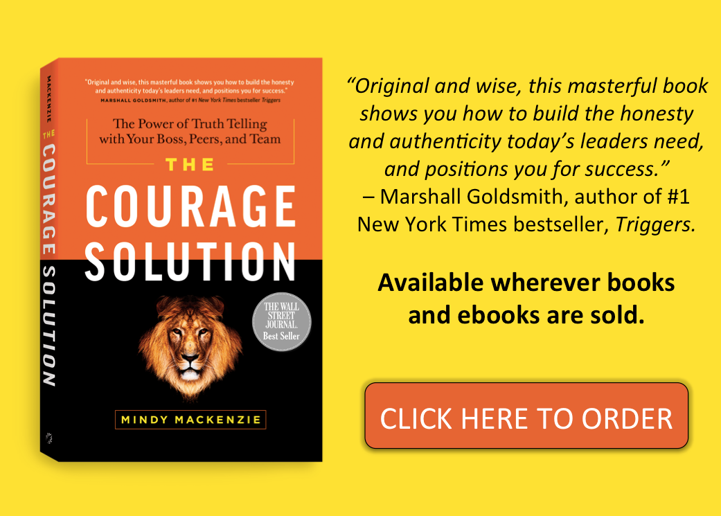 The Courage Solution - order now!
