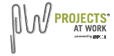 Projects at Work logo