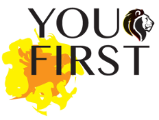 You First logo